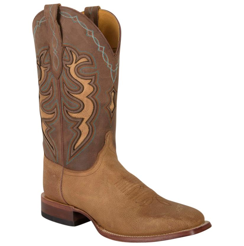 Cinch Men's Champion Cowhide Honey Western Boot