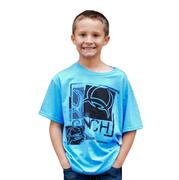 Cinch Boys' Splatter Tee