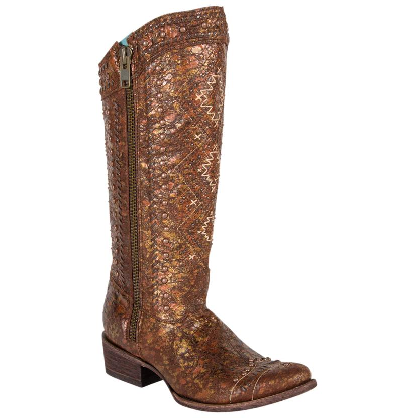 Corral Women's Copper Boots