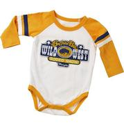 Wrangler All Around Baby Long Sleeve Bodysuit