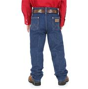 Wrangler Children's Pro Rodeo Elastic Back Jeans