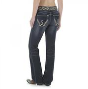 Wrangler Q-Baby Ultimate Riding Jean With Booty Up Technology