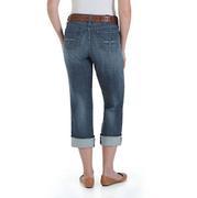 Wrangler Womens Aura Capris Jeans