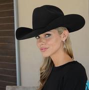 Butch Dorer Bar 50 4 1/4 Felt Western Cowboy Hat