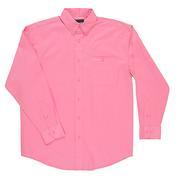 Wrangler Mens Tough Enough To Wear Pink Shirt