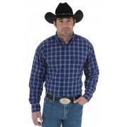 Wrangler Mens George Strait Western Shirt