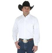 Wrangler Mens George Strait Long Sleeve Shirt