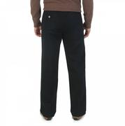 Wrangler Men's Rugged Wear Performance Casual Relaxed Pant - Black
