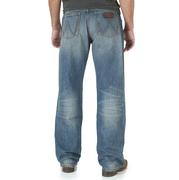 Wrangler Mens Limited Edition Relaxed Straight Leg Jeans