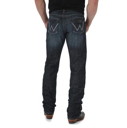 Wrangler Mens Retro Slim Straight Jean