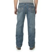 Wrangler Men's 20X 33 Extreme Relaxed Limited Edition Smoke Finish Jeans