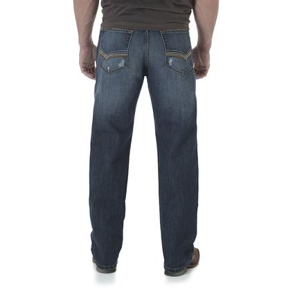 Wrangler Mens 20X Hunter Extreme Relaxed Straight Leg Jeans