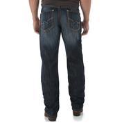 Wrangler Mens 20X Limited Edition Canyon Finish Dark Stonewash Jean