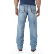 Wrangler Mens 20X Castle Rock Finish Light Stone Wash Jean