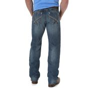 Wrangler Mens 20X Extreme Relaxed Straight Leg Jeans