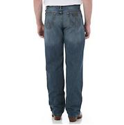 Wrangler 20X Relaxed Fit Blue Denim Competition Jean