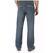 Wrangler Mens 20X 42 Slim Fit Bootcut Woodcreek Jean