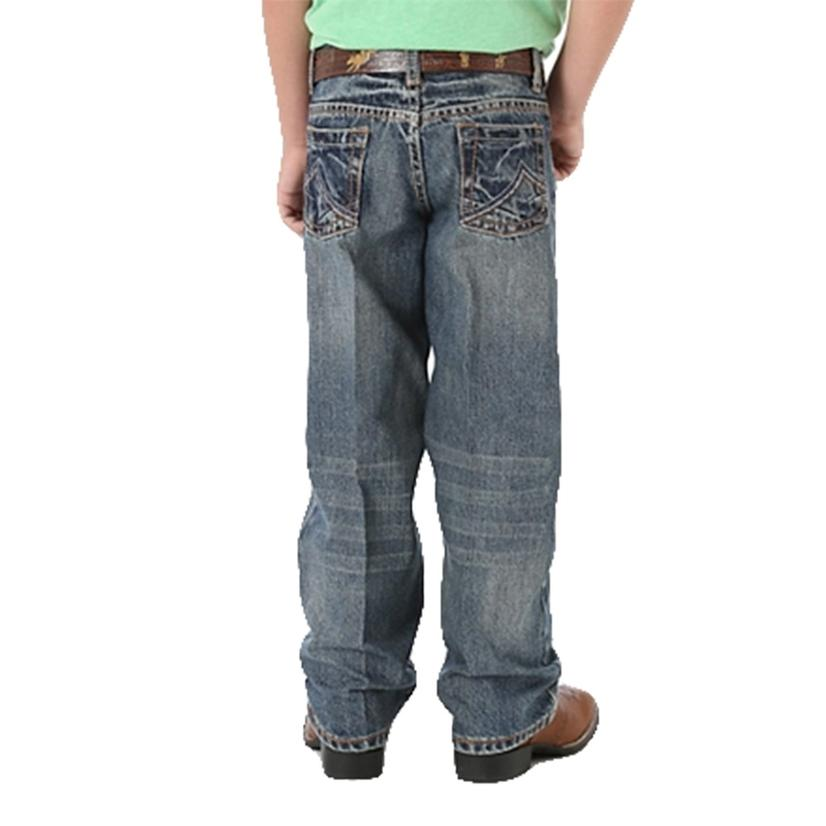 Wrangler Boys 20xtreme High Noon Relaxed Fit Jeans