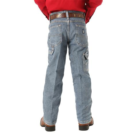 Wrangler 20X Loose Fit Boy's Jeans - Sizes 8-16