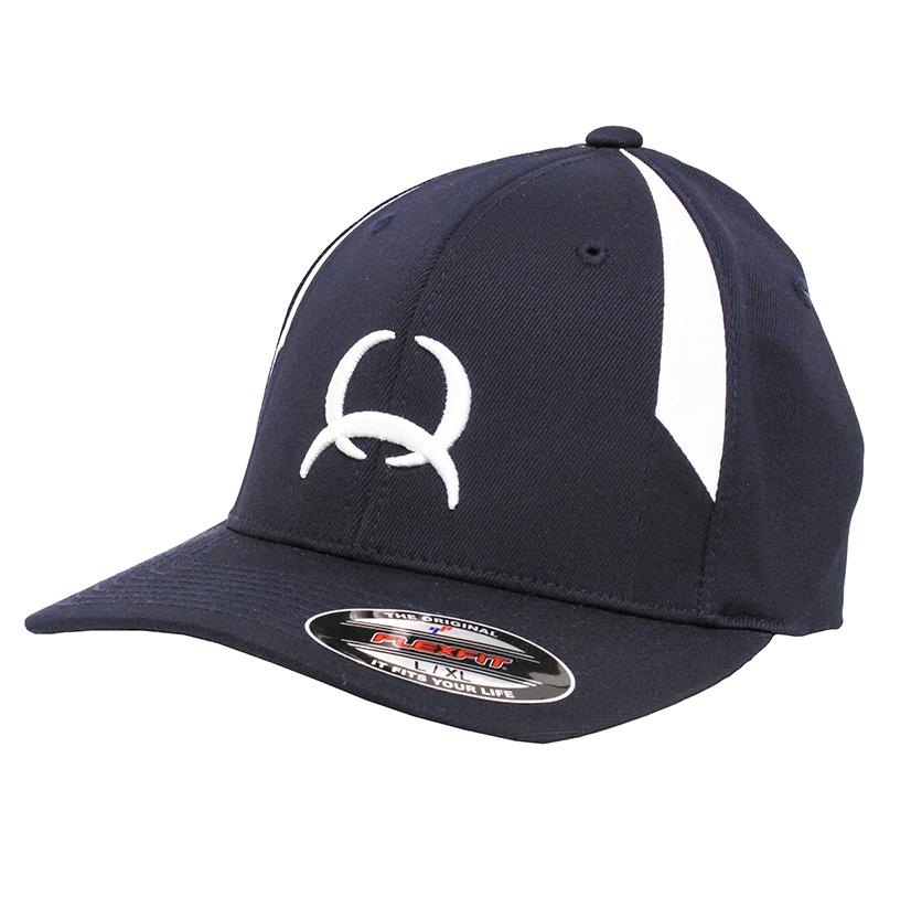 Cinch Arena Flexfit Navy & White Logo Baseball Cap