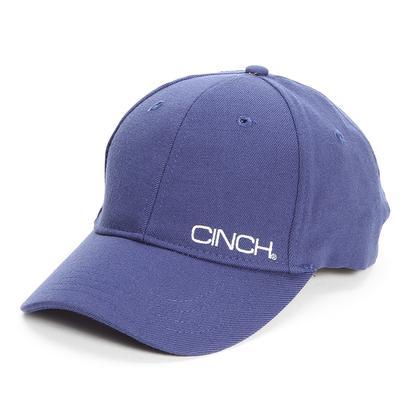 Cinch Men's Royal Blue Flex Fit Cap