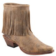 Twisted X Women's Boots Steppin Out Cuff Fringe