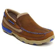 Twisted X Boots Men's Driving Moc Slip On