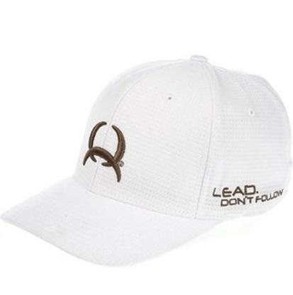 Cinch White Athletic Flexfit Cap