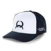 Cinch Navy and White Logo Flex Fit Cap