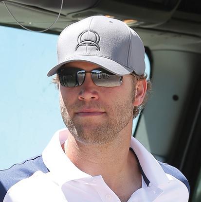 Cinch Men's Grey Wooly Combed Athletic Hat