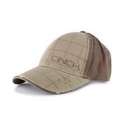 Cinch Men's Embroidered Logo Ball Cap