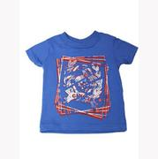 Cinch Toddler Royal Blue Short Sleeve Tee