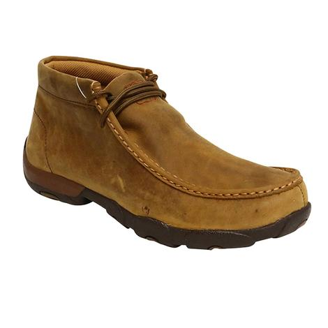 Twisted X Mens Waterproof Moccasin