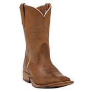 Rios of Mercedes Rust Burnished Crazyhorse Cowgirl Boots