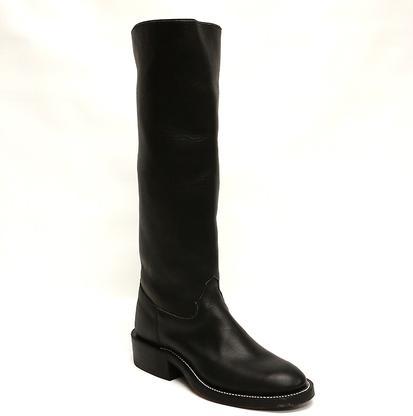 Olathe Black Polo Boots