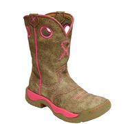 Twisted X Women's Neon Pink All Around Boot