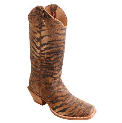 Twisted X Womens Steppin' Out Cowgirl Pattern Boot
