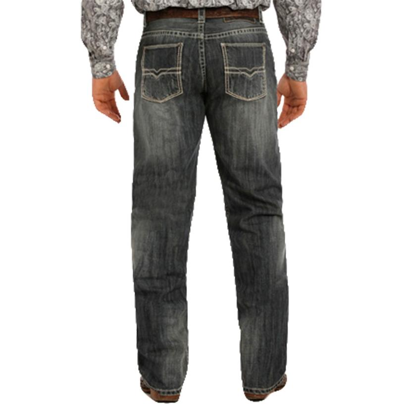 Rock & Roll Cowboy Mens Competition Fit Jean