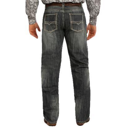 Rock & Roll Cowboy Men's Competition Fit Jean