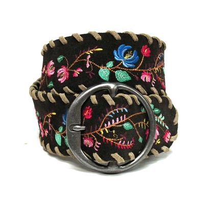Noble Outfitters Womens Frontier Floral Belt