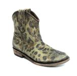 Liberty Black Leopard Boot