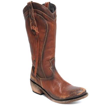 Liberty Black Womens Liberty Black Delano Cotto Boots