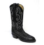 Tony Lama Men's Full Quill Ostrich Exotic Western Boots