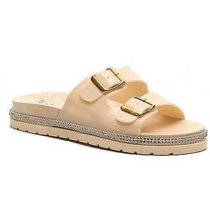 Dizzy Dash Jelly Sandal