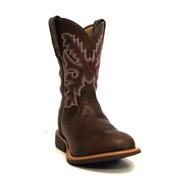 Twisted X Kids' Oiled Brown Boots