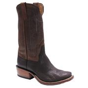 Rios of Mercedes Mens Chocolate Shark Tan Madcat Boots