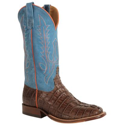 Anderson Bean Blue Mad Dog Special Leather Mens Boots