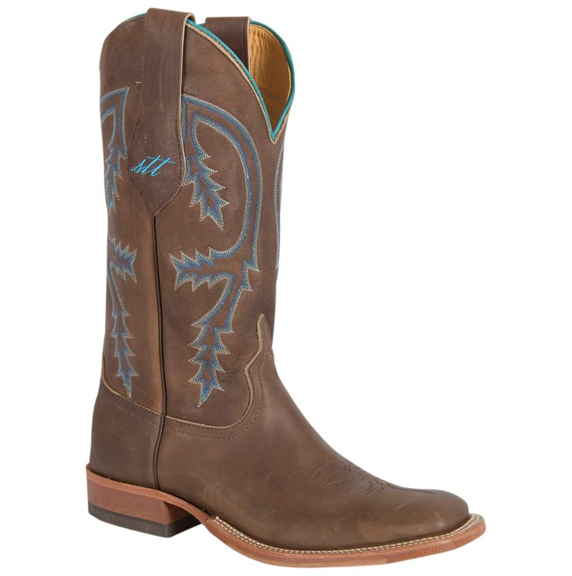 Anderson Bean Pampas Chocolate Men's Boots