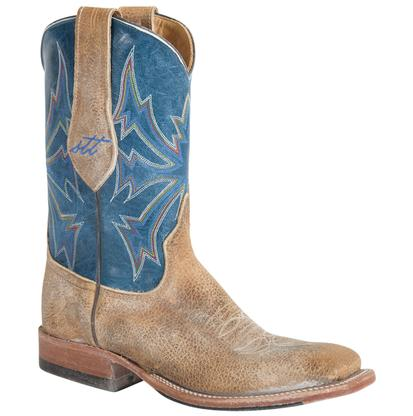Anderson Bean Rough Rider Dune Teal Women's Boots