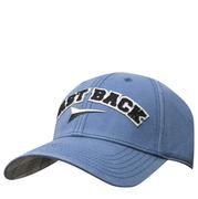 Fast Back Blue Collegiate Cap